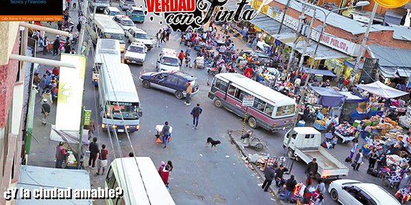 Reordenamiento del transporte público