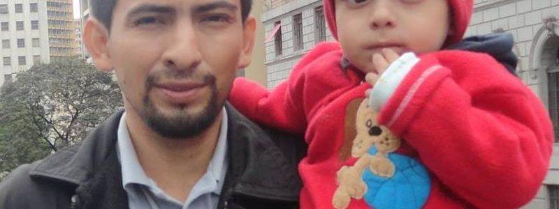 José Luis, el niño que debe radicar en Brasil por su enfermedad