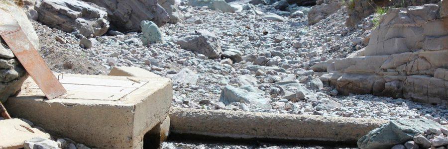 Sama perdió 70% de la capacidad esponjosa para reproducir agua