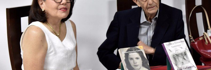"""Verónica Ormachea: """"La literatura es pura satisfacción"""""""