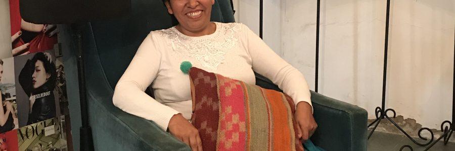 Manos endiabladas que dan vida a la cultura boliviana