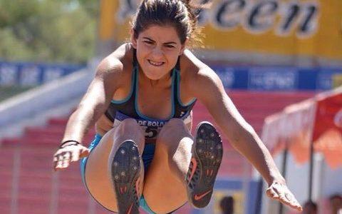 Adriana Cortez: un salto largo, con los pies en la tierra