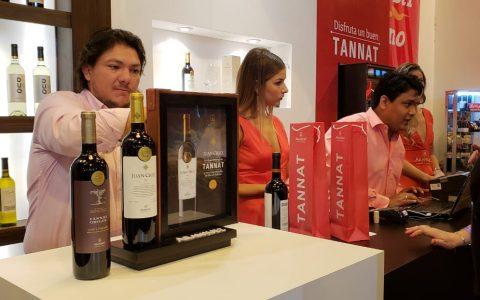 El fruto del hallazgo del tannat en el Festival de Vinos y Quesos