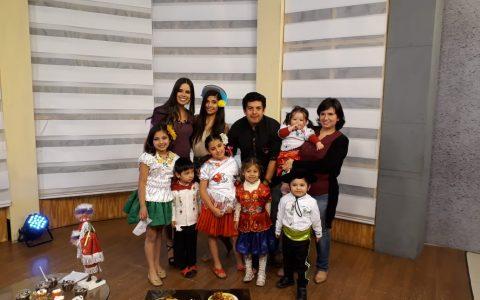 Residentes tarijeños celebran Santa Anita en Cochabamba