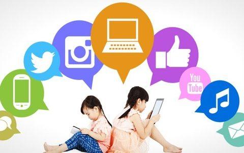 5 lecciones para enseñar a los menores a usar las redes