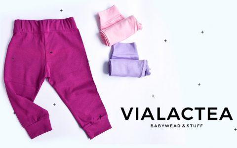 Vialactea: un universo de suavidad para mamás y bebés