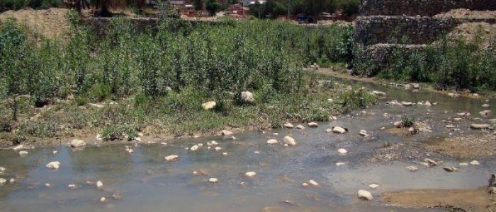 UCB presenta estudio de niveles de toxicidad en quebrada Cabeza de Toro