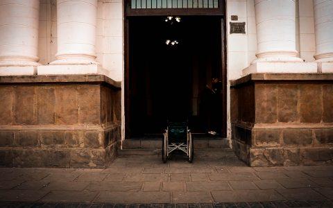 Tarija una ciudad nada amable para las personas con discapacidad