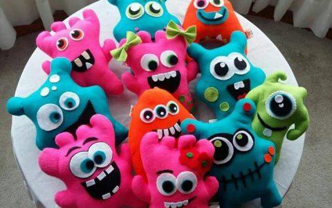 Pequeños monstruos para vencer el cáncer infantil