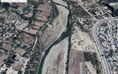 El Guadalquivir desangrado en piedra
