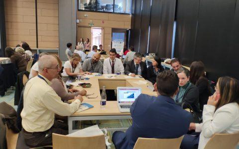 UCB Tarija participó en el IV Seminario Internacional TELESCOPI